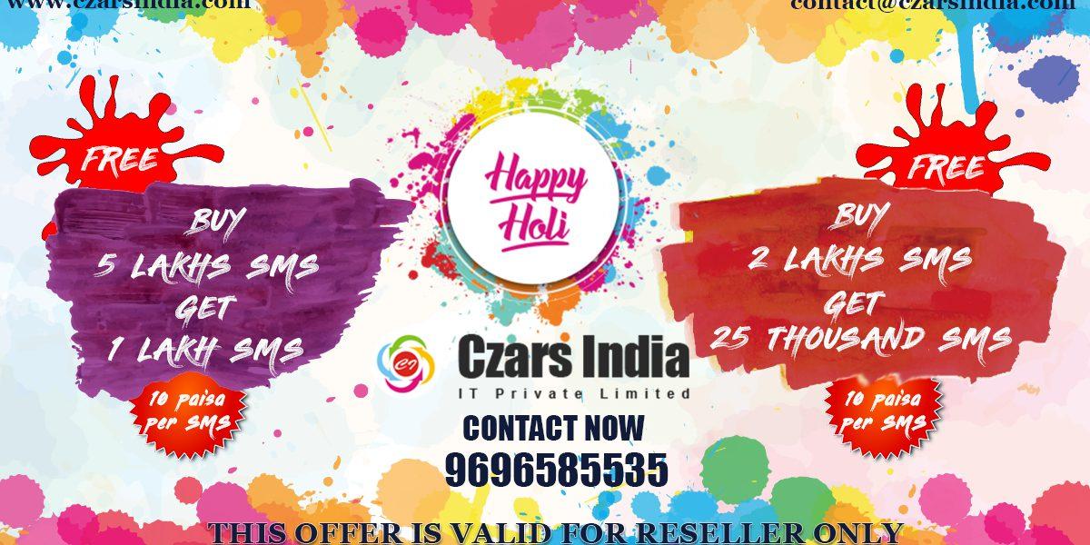 bulk sms provider Archives | Czars India IT Pvt  Ltd